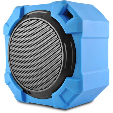 Ematic Ruggedlife Durable Bluetooth Speaker And