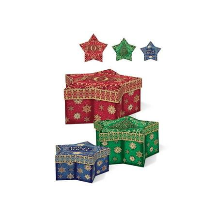 Punch Studio Sparkle   Shine Star Box S 3