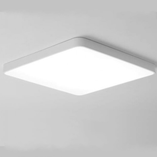 16W Square Modern LED Ceiling Light Warm White Dimming
