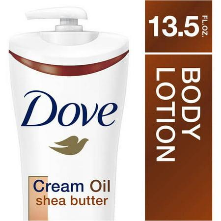 Dove Cream Oil Shea Butter Body Lotion 13 5 Oz
