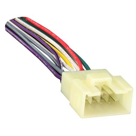 metra 70-1388 wiring harness for select 1982-1985 honda/acura vehicles -  walmart com