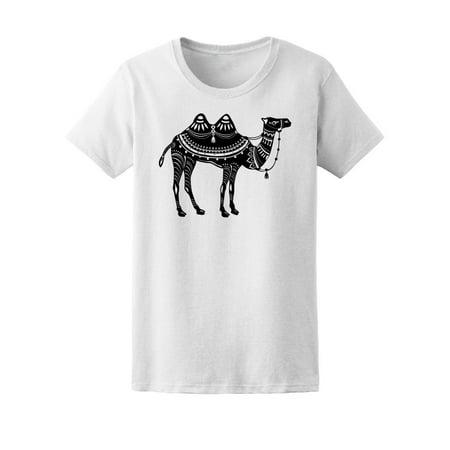Beautiful Ethnic Arabian Camel Tee Women's -Image by Shutterstock](Beautiful Arabian Womens)