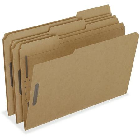 Pendaflex, PFXFK312, Kraft Fastener Folders, 50 / Box, Kraft