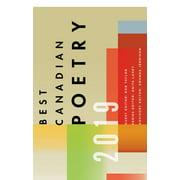 Best Canadian Poetry 2019 - eBook