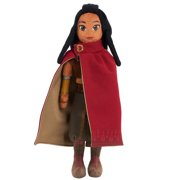Disney's Raya and the Last Dragon 10.5-Inch Small Raya Plush with Removable Cape