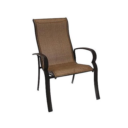 Patio Master ADH10000K01 Bellevue Patio Collection Sling Dining ...