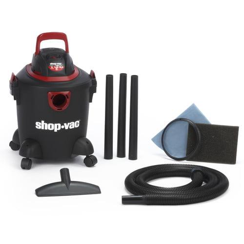 Shop-Vac 2030500 5 Gallon 2.0 Peak HP Quiet Series Wet Dry Vacuum by Shop Vac