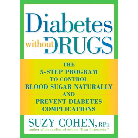 Diabetes without Drugs - eBook