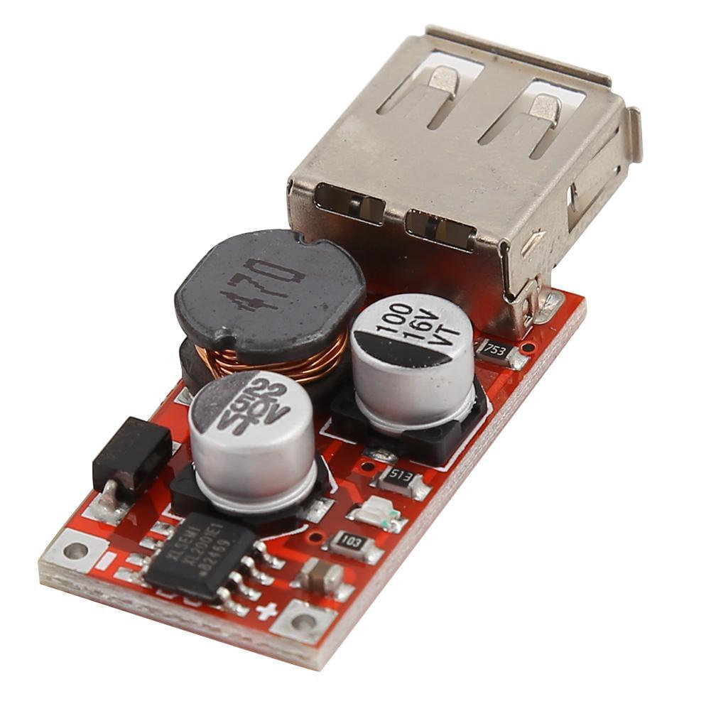 9V 12V 24V to 5V 3A CAR USB Charger Module DC step down Converter Es
