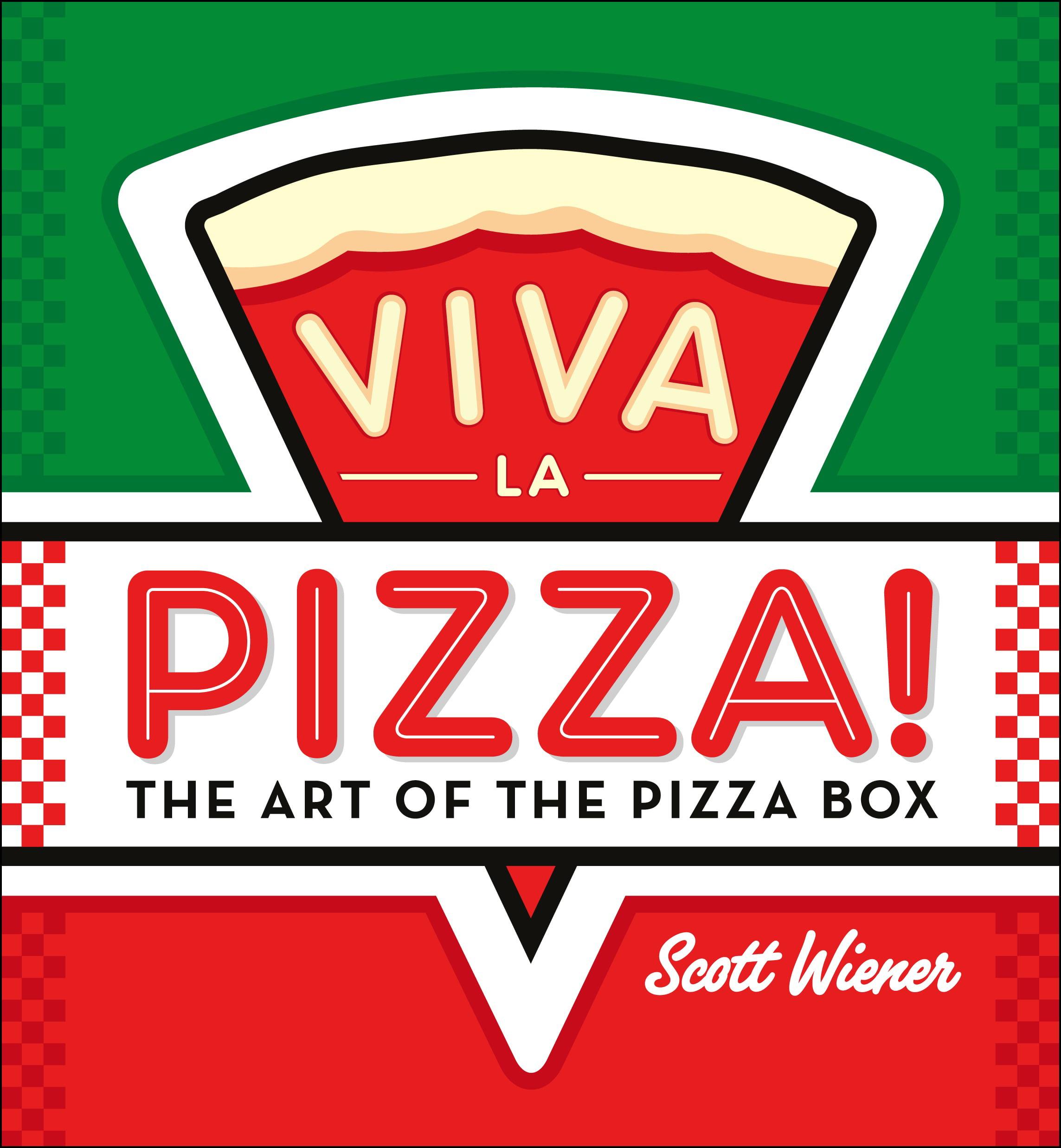Viva La Pizza! : The Art of the Pizza Box