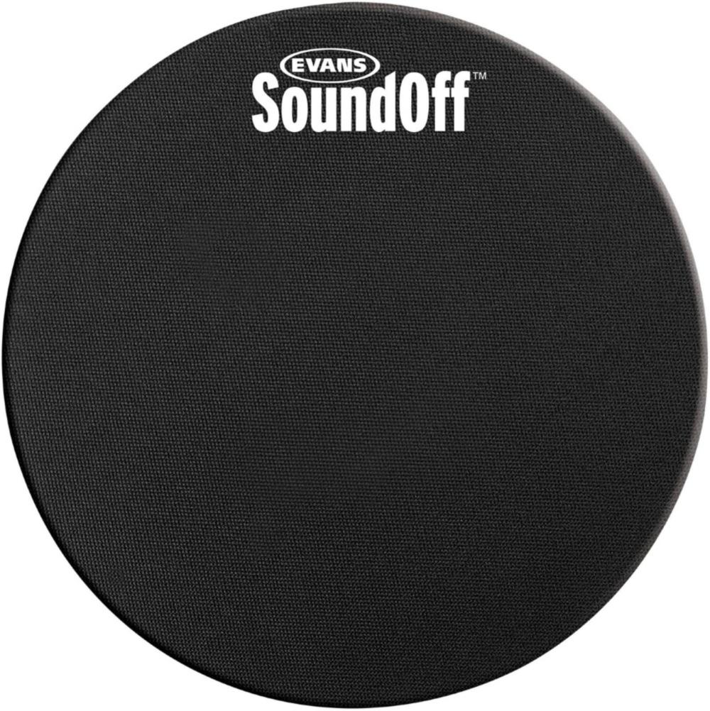 Evans SoundOff Drum Mute 6 in.