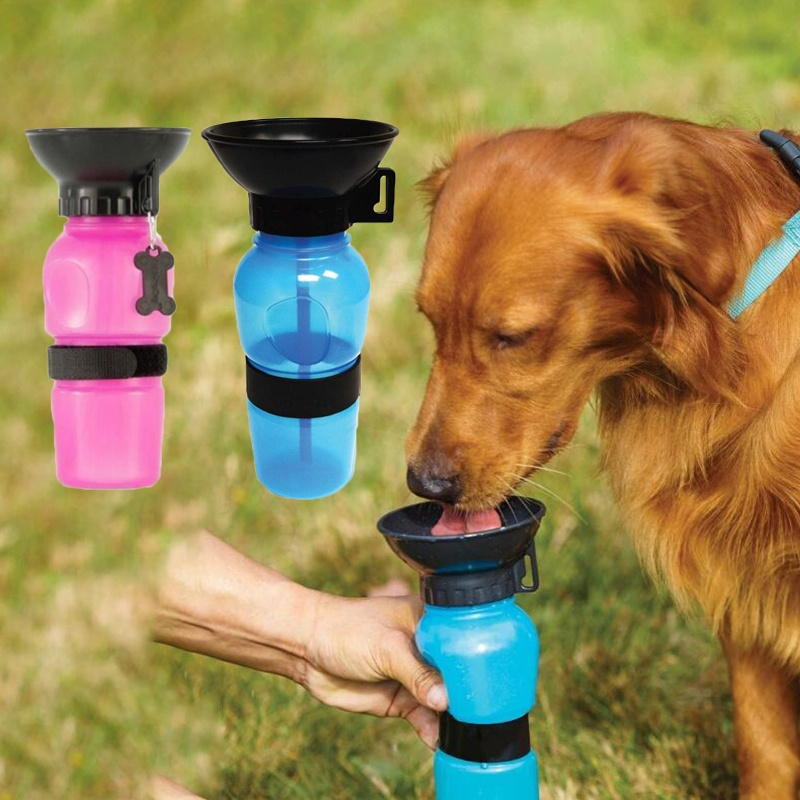 Dog Sport Water Bottle Feed Drinking Water Bottle Pet Supply Portable Water Bottle Outdoor