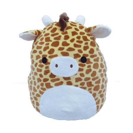 Squishmallow 12 inch Gary The Giraffe, Large Super Soft Plush](Melman The Giraffe)