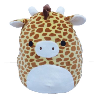 Large Plush Giraffe - Squishmallow 12 inch Gary The Giraffe, Large Super Soft Plush