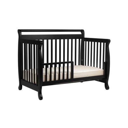 Davinci Emily 4 In 1 Convertible Crib With Changing Table In Cherry