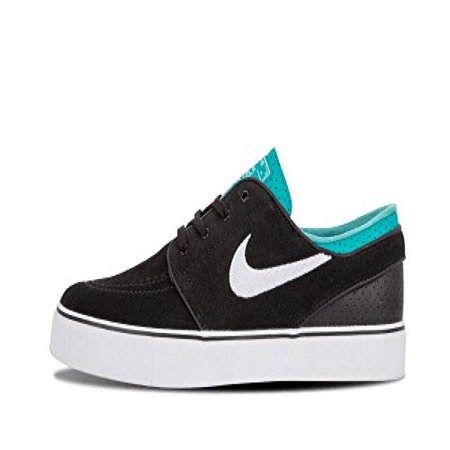 online retailer 8c178 b92d9 Nike SB Zoom Stefan Janoski - Black   White-Turbo Green, 13 D US -  Walmart.com