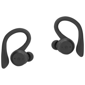 Refurbished Blackweb Bwd19aah06 True Wireless Bluetooth Earbuds Black Walmart Com Walmart Com