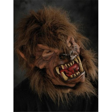 Adult Monnshined Werewolf Mask by Zagone Studios M1021 - Zagone Studios Halloween Masks