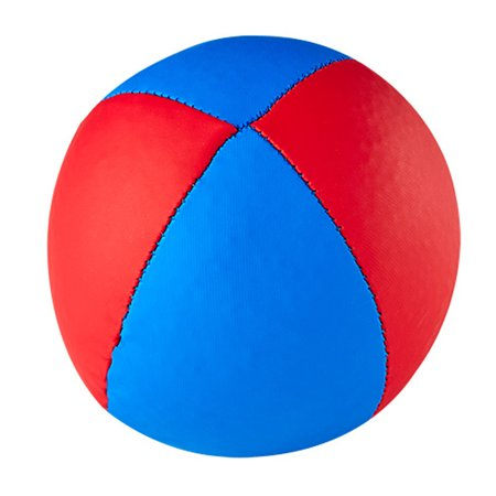 Pleasing Henrys Juggling Beanbag Superior Velour 67Mm 1 Single Juggling Ball Blue Red Dailytribune Chair Design For Home Dailytribuneorg