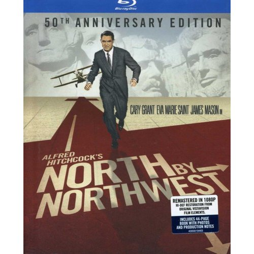 North By Northwest (Blu-ray) (Widescreen)