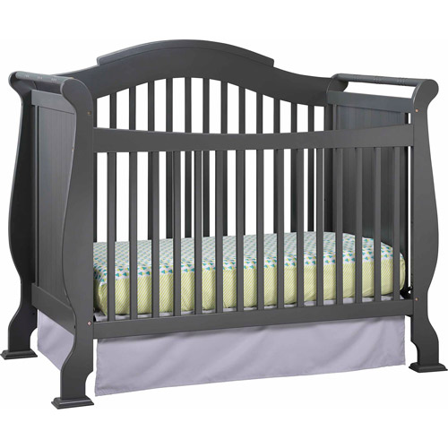 Storkcraft Valentia 4-in-1 Convertible Crib, Choose Your Finish
