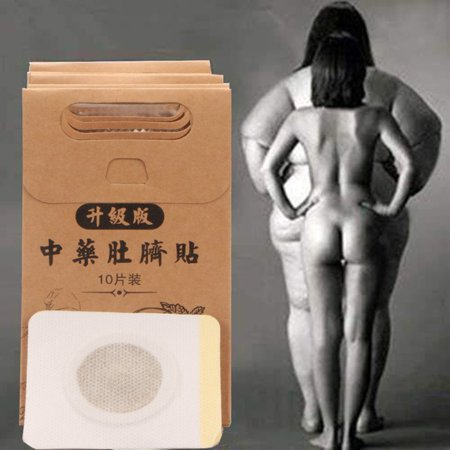 OUTAD Chinese Medicine Potent Slimming Paste Stickers Belly Patch Fat Burning cream - image 4 de 8
