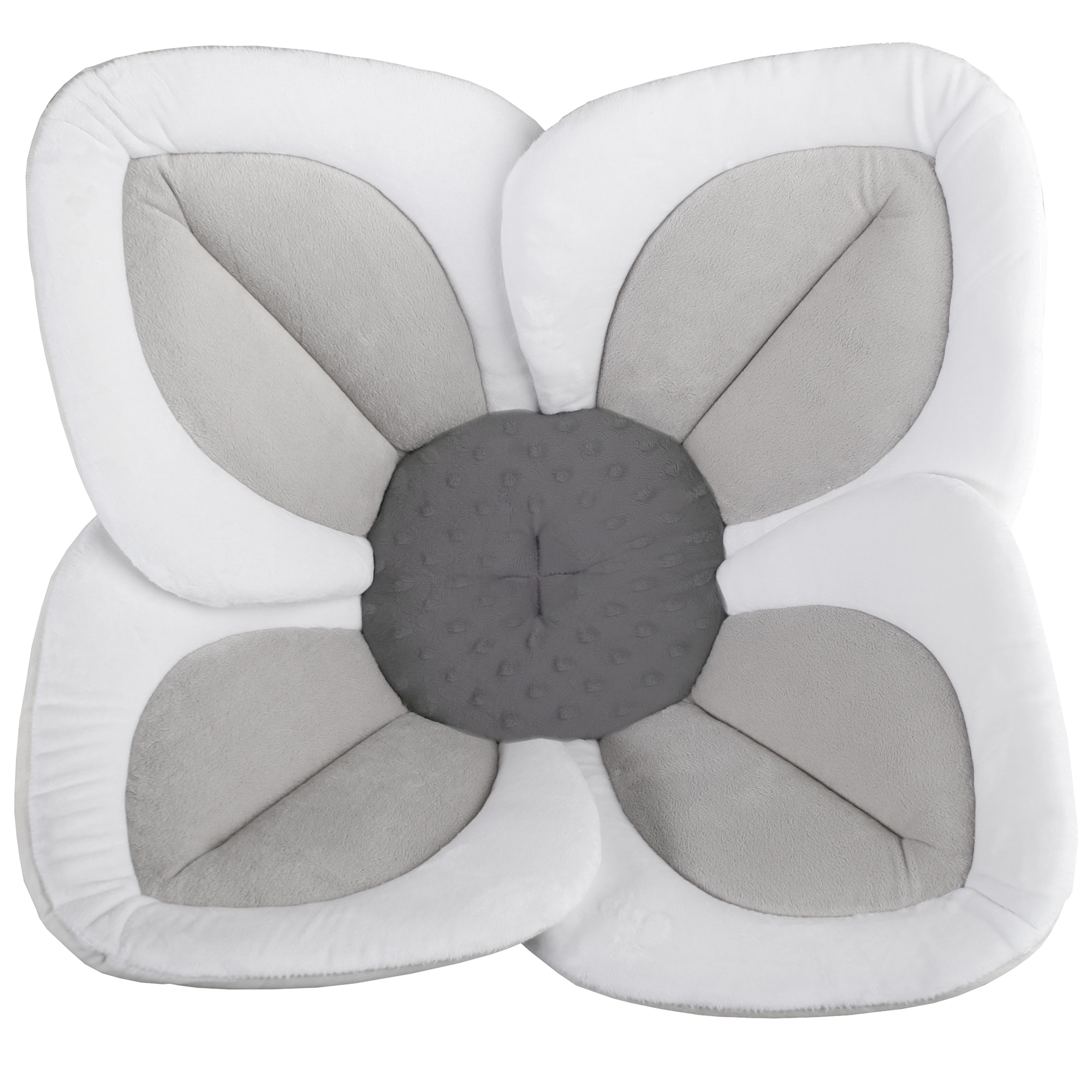 Blooming Baby Bath Lotus, Gray