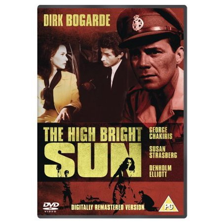 The High Bright Sun ( McGuire, Go Home! ) ( A Date with Death ) [ NON-USA FORMAT, PAL, Reg.0 Import - United Kingdom ]