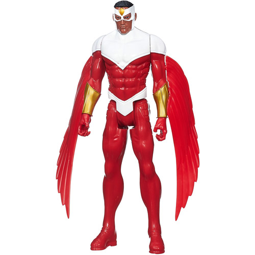 Marvel Avengers Titan Hero Series Marvel's Falcon Figure