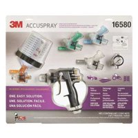 3M Accuspray Spray Gun System with Standard PPS, 16580, 1 Kit