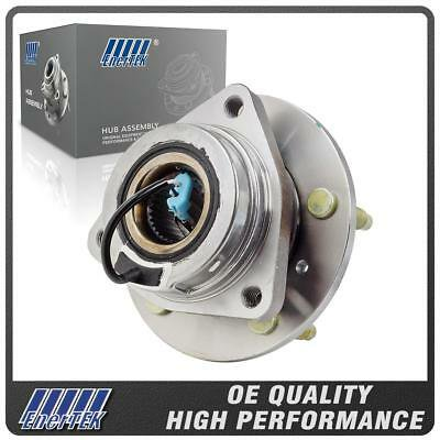 Premium 5 Lug Front Driver or Passenger Wheel Hub Assembly for Chevy Cadillac ()