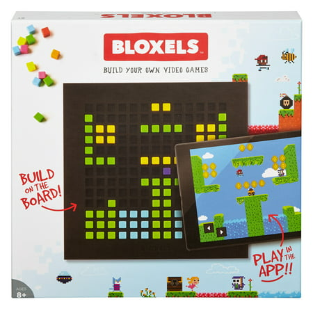 Bloxels Build Your Own Video Games Creation Platform for Ages 8Y+