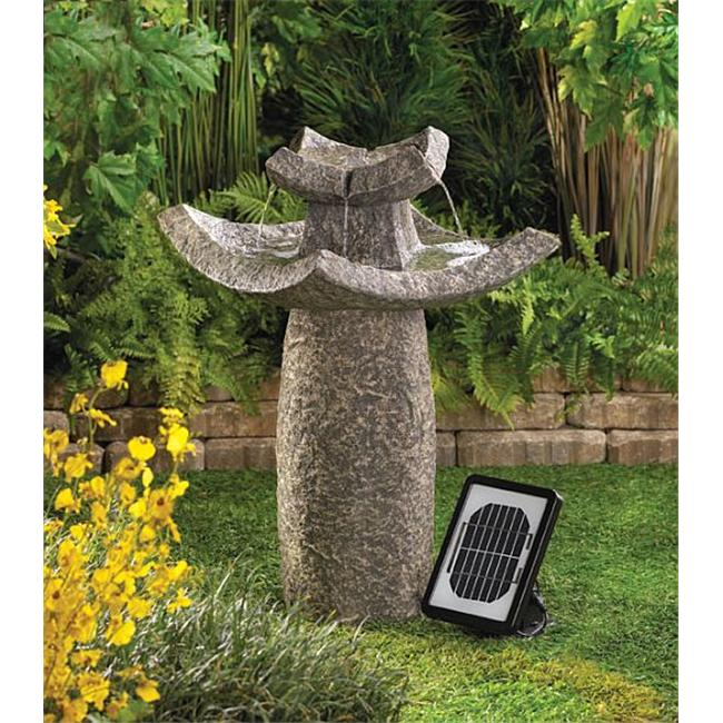 DSPS 128444039090 Graceful Solar Water Fountain