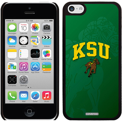 Kentucky State Watermark Design on iPhone 5c Thinshield Snap-On Case by Coveroo