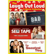Bad Teacher / Sex Tape / The Sweetest Thing (DVD)