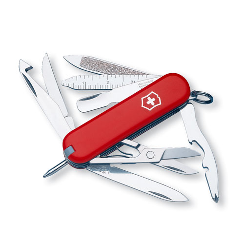 MiniChamp Swiss Army Knife