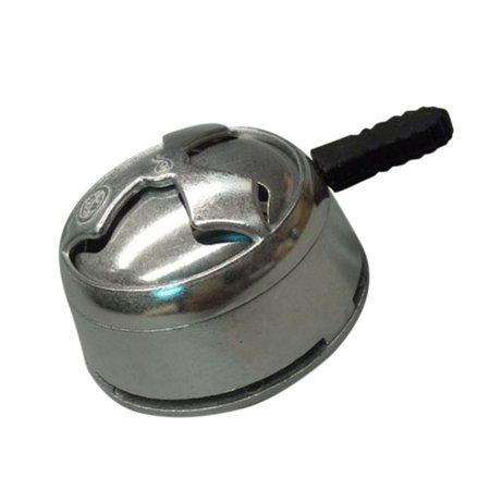 - Aluminum Alloy Kaloud Charcoal Holder Stove Burner for Shisha Hookah Bowl Hookah Head Heat Keeper