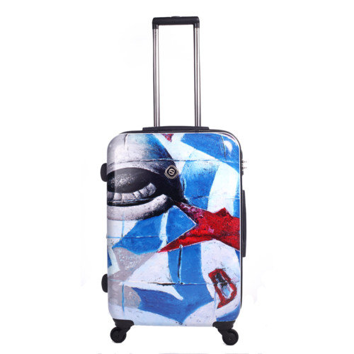Neocover Luggage-Eye See America - 2pc Set