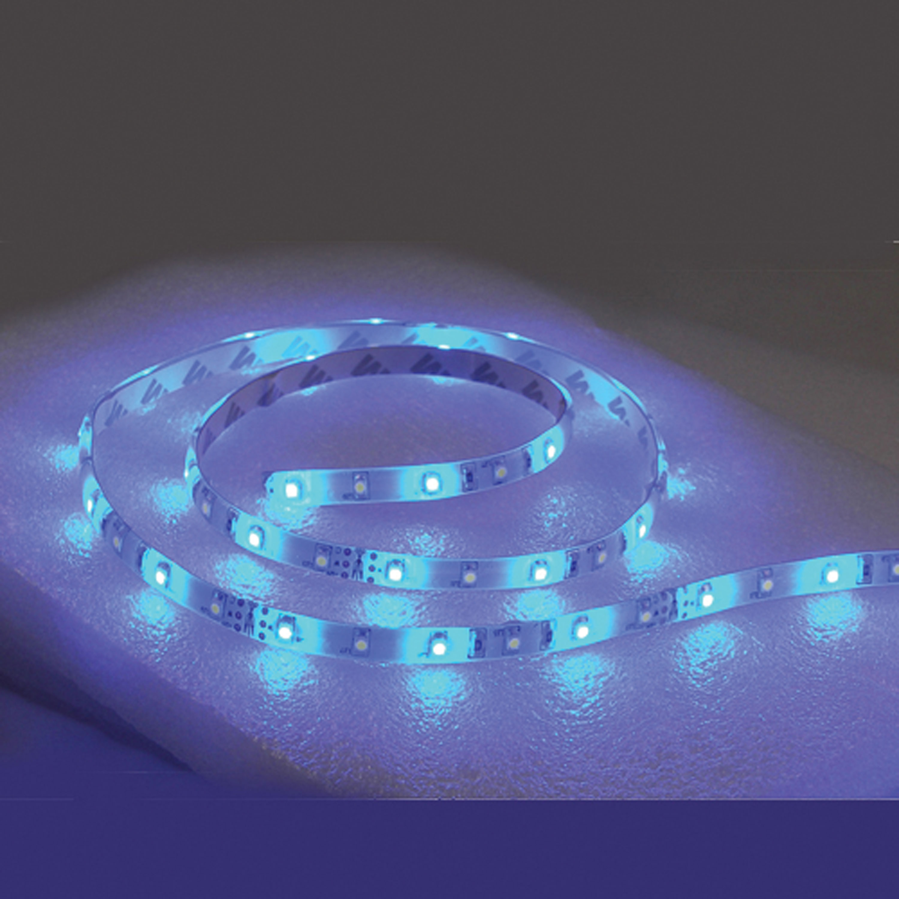 "T-H Marine LED-51947-DP LED Flex Strip Rope Light, 12"" - Blue"