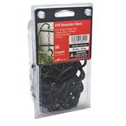 Apex Tools Group 5979610 No.  10 Poly Coat Decorator Chain - Black