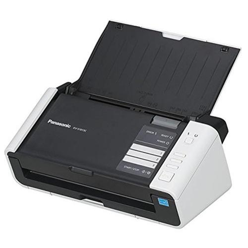 Panasonic KV-S1015C Document Scanner with Neat Business Bundle