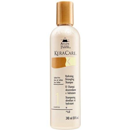 2 Pack - Avlon Kera Care Hydrating Detangling Shampoo 8 oz Hydrating Detangling Shampoo