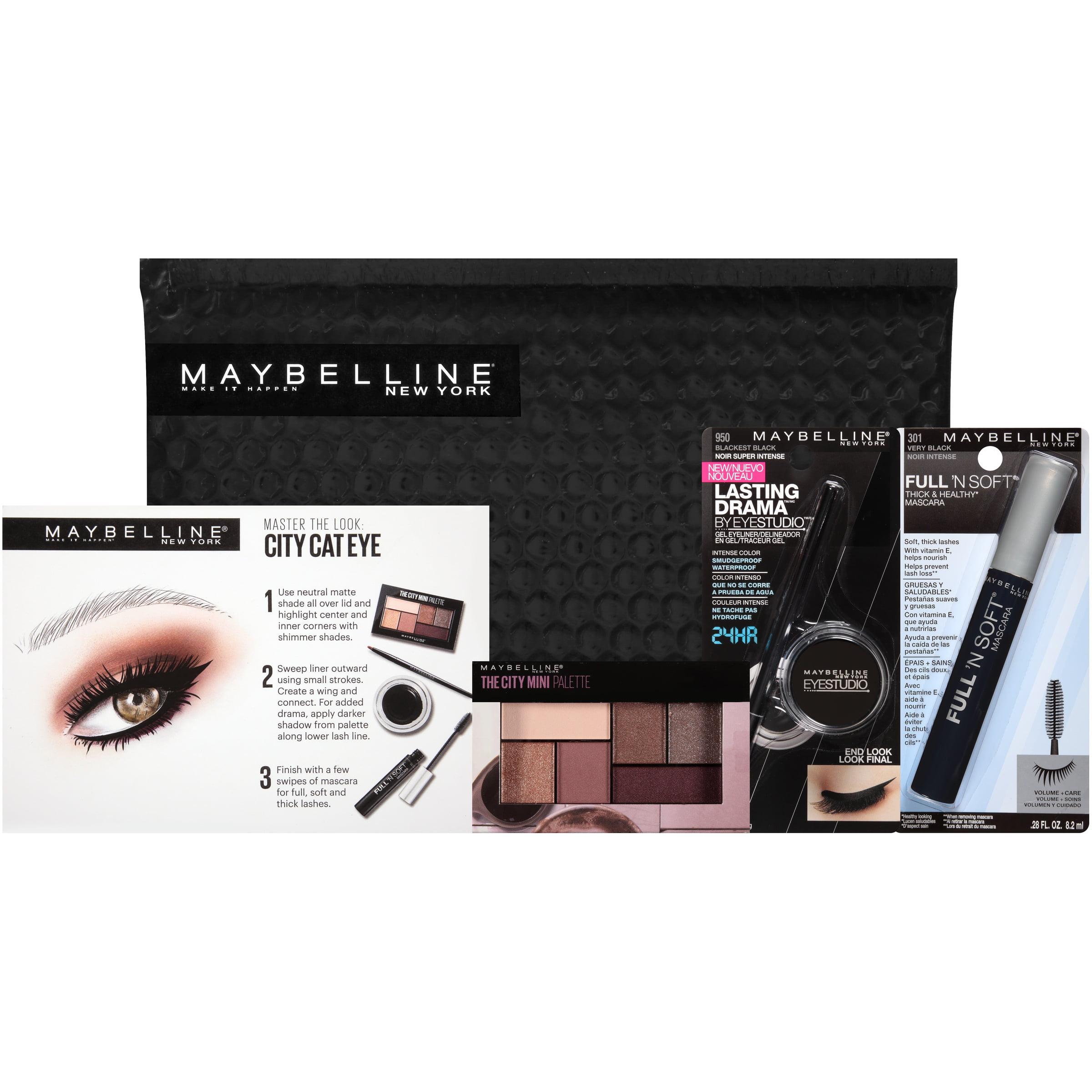 Maybelline New York Eye Makeup Kit 3 pc