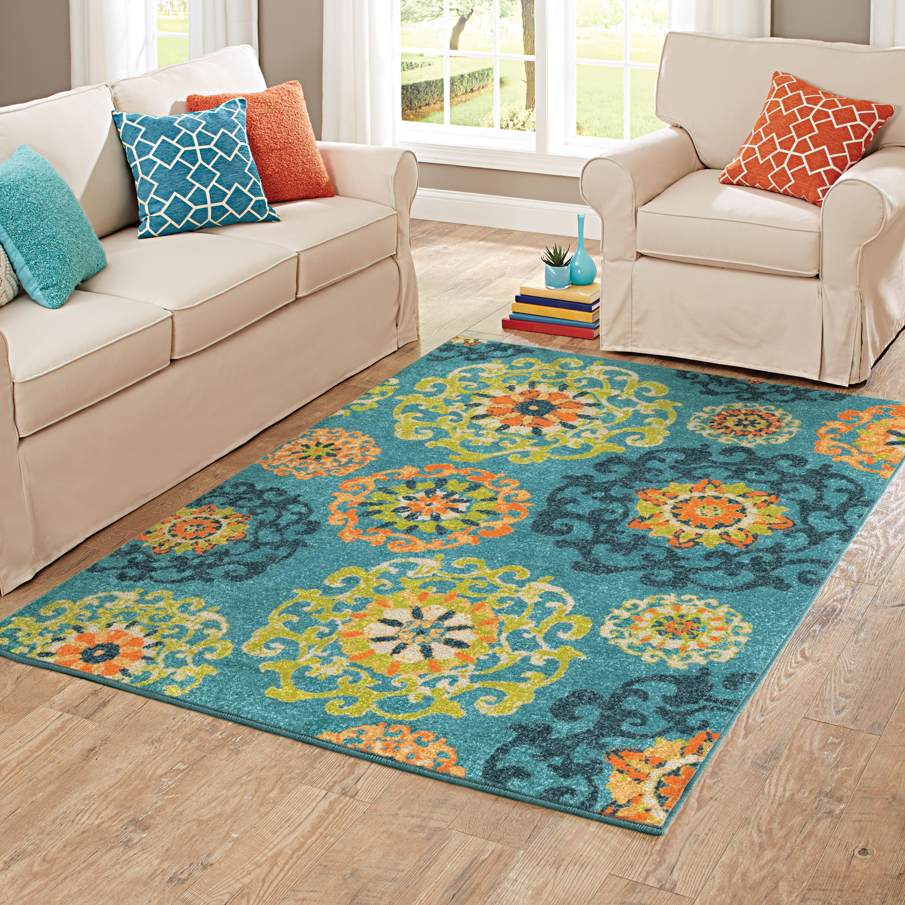 Better Homes and Gardens Suzani Area Rug or Runner