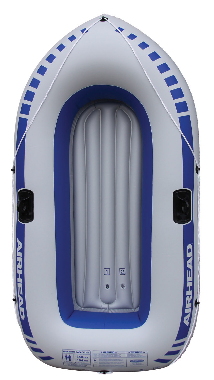 Inflatable Boat, 2 person by AIRHEAD SPORTS GROUP
