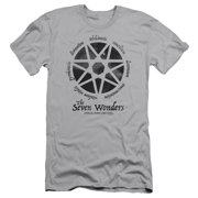 American Horror Story Seven Wonders Mens Slim Fit Shirt
