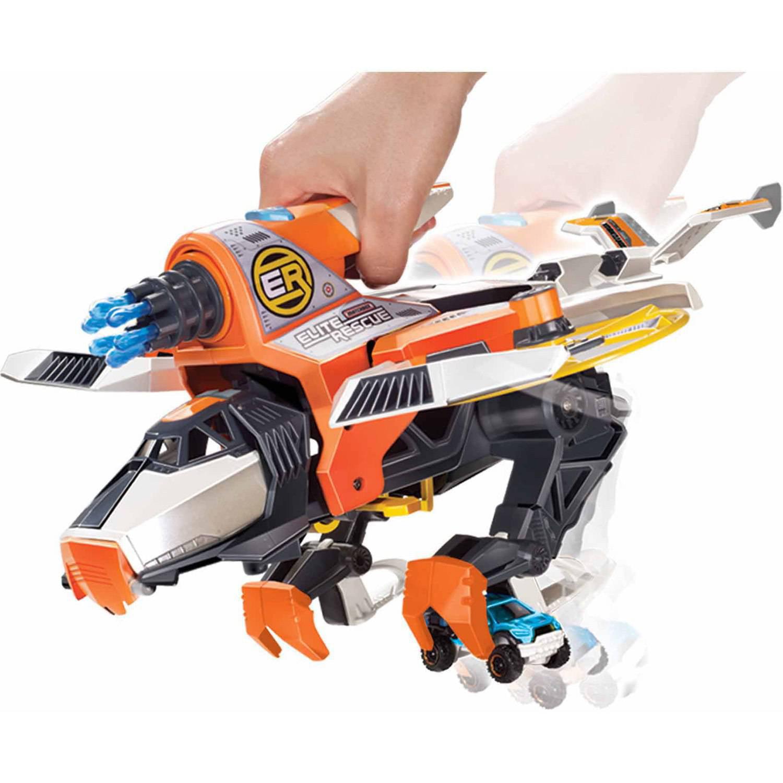 Matchbox Elite Rescue Strike Hawk