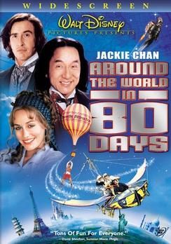 Around The World In 80 Days (DVD) by Walt Disney