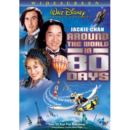 Around The World In 80 Days (DVD) (Around The World In 80 Days Full)