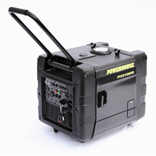 Powerhouse 3,100 Watt CARB Gasoline Inverter Generator